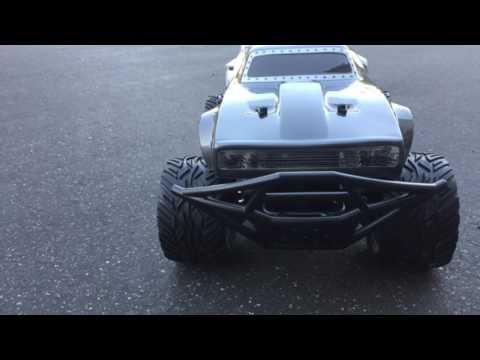 Driving Dom's Ice Charger RC Car