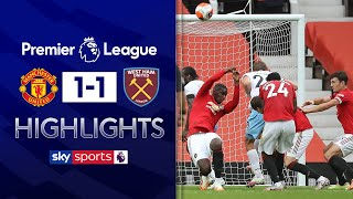 SUBSCRIBE ► http://bit.ly/SSFootballSub PREMIER LEAGUE HIGHLIGHTS ► http://bit.ly/SkySportsPLHighlights Highlights from the Premier League as Manchester United were held to a draw against West Ham after Paul Pogba gave away a first-half penalty for handball.  Watch Premier League LIVE on Sky Sports here ► http://bit.ly/WatchSkyPL ►TWITTER: https://twitter.com/skysportsfootball ►FACEBOOK: http://www.facebook.com/skysports ►WEBSITE: http://www.skysports.com/football  MORE FROM SKY SPORTS ON YOUTUBE: ►SKY SPORTS CRICKET: https://bit.ly/SubscribeSkyCricket ►SKY SPORTS BOXING: http://bit.ly/SSBoxingSub ►SOCCER AM: http://bit.ly/SoccerAMSub ►SKY SPORTS F1: http://bit.ly/SubscribeSkyF1