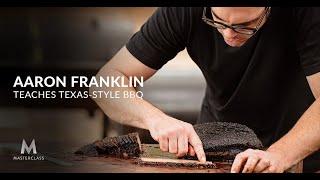 Aaron Franklin Teaches Texas-Style BBQ   Official Trailer   MasterClass