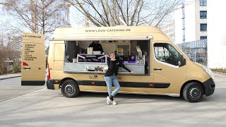 Ein Tag bei Lou's Catering