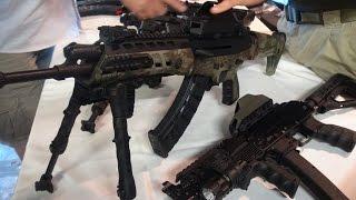 Israelis Upgrade The AK 47 The Enemys Weapon