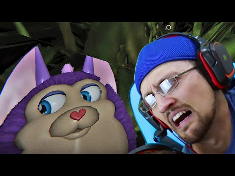 WORST MOM EVER!! SCARY TATTLETAIL CHRISTMAS in JULY w/ BAD FURBY PRESENT 4 SPOILED KID! (FGTEEV #1) (видео)