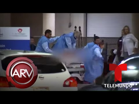 Tiroteo mortal en autopista de Miami termina con 4 muertos y polémica | Al Rojo Vivo | Telemundo