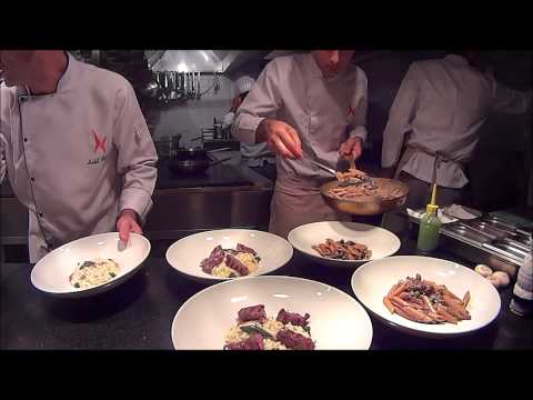 Video Foodie Istanbul - In the Kitchen at X Restaurant & Bar