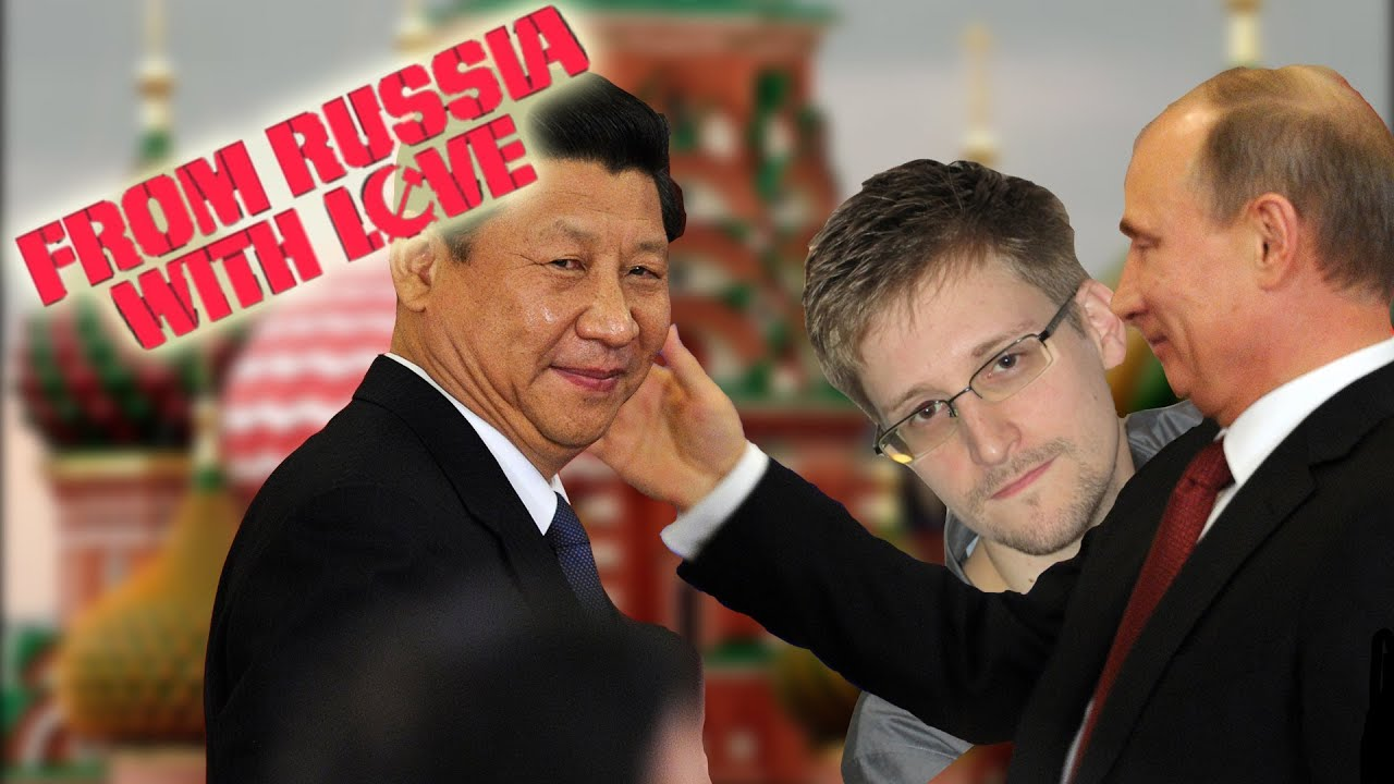 Edward Snowden: From Russia With Love | China Uncensored thumbnail