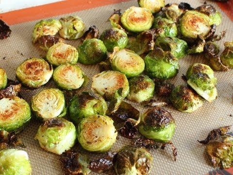 Duck Fat Roasted Brussels Sprouts – Easy Brussels Sprouts Side Dish Recipe