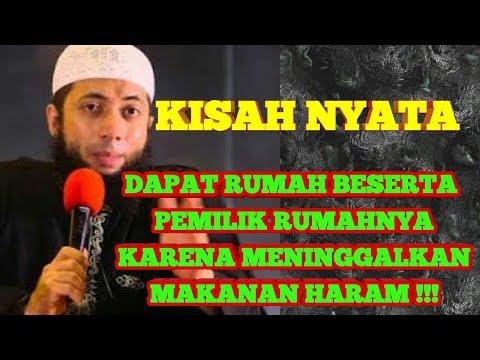 KISAH NYATA !!! SEORANG PEMUDA BERUNTUNG KARENA KETAQWAANYA || Ustadz Khalid Basalamah || HD