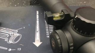 How To Set Zero Stop Leupold CDS Target Turrets