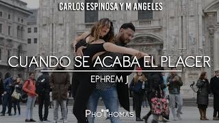 Carlos Espinosa y M Angeles [Cuando Se Acaba El Placer] ► VIDEOCLIP