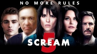 Scream 5 - Unofficial Cast List