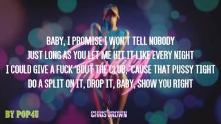 Chris Brown - Privacy (Lyrics)