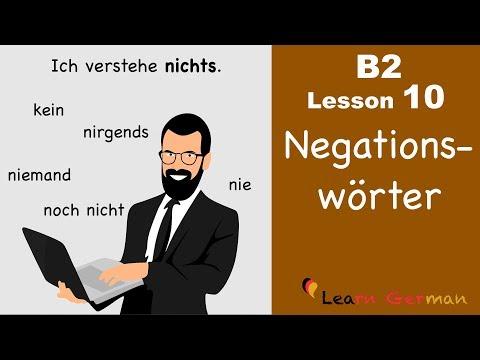 Conjugare kennenlernen germana