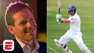 Making my Test debut at Lord's was an extremely proud moment - Eoin Morgan | ESPNcricinfo