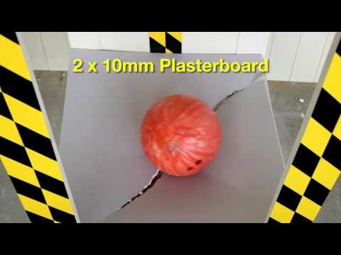 IMPACT comparison - Easycraft vs Plasterboard