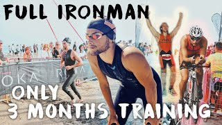 HOW TO COMPLETE AN IRONMAN | 3 Months Training