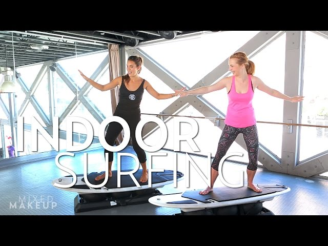 Surfset Indoor Surfing to Tone Your Body   The Last 5 Fitness