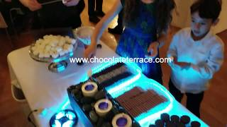 Real S'mores video in New York!