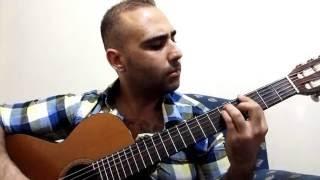 İlyas Yalçıntaş - İçimdeki Duman / Orjinal Solo Ve Akorlar (transpoze)