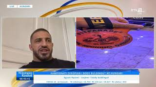Mirëmëngjesi Kosovë - Drejtpërdrejt - Egzon Hyseni 18.10.2020