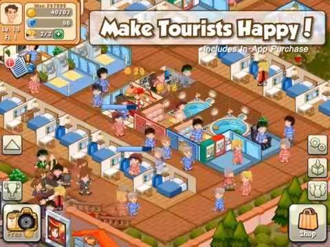 Video of Hotel Story: Resort Simulation