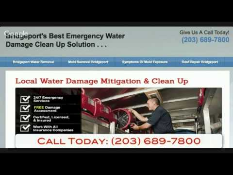 New Haven Emergency Water Damage Clean Up