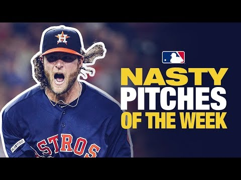Gerrit Cole shines on Nastiest Pitches of the Week! (5/16 to 5/22)