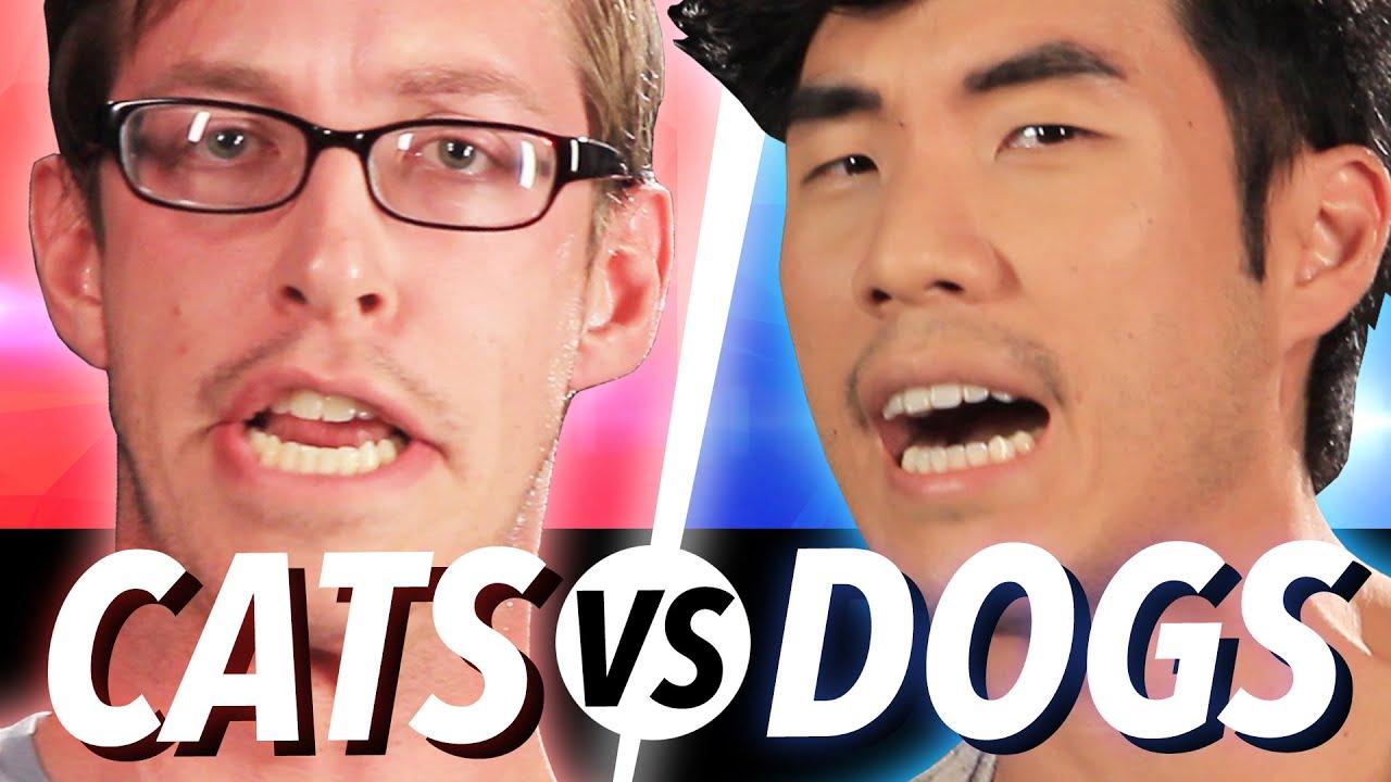 Cats Vs. Dogs • Debatable thumbnail
