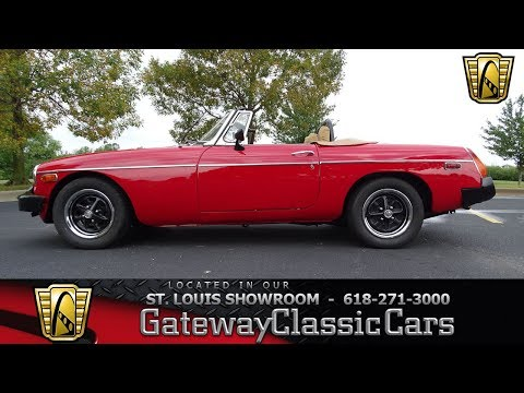 Video of 1978 MGB located in O'Fallon Illinois - LVNA