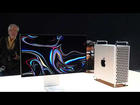 Apple's new Mac Pro will be available to order on December 10th