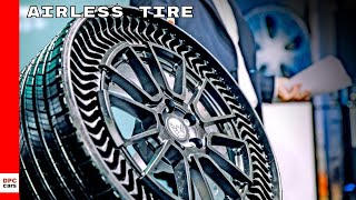 Tire by Michelin | Airless Wheel Technology