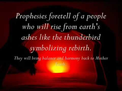 Hopi Prophecy coming New Age Replenish Earth | It Is What It Is