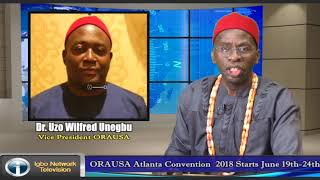 ORAUSA Convention Promo with interviews