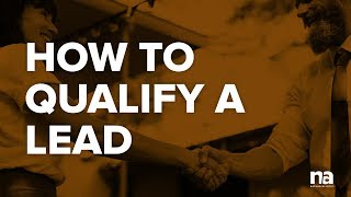 How to Qualify a Potential Client