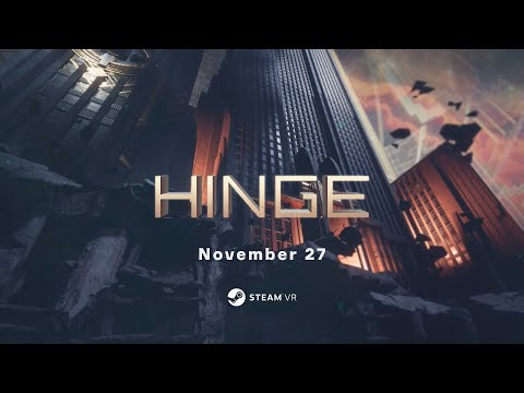 Bande annonce officielle - Gameplay et interactions physiques de Hinge
