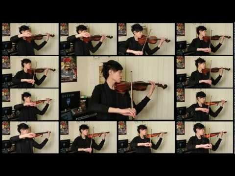 Skyrim Violin Cover