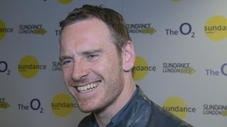 Майкл Фассбендер, Michael Fassbender on his new movie Frank and getting naked!