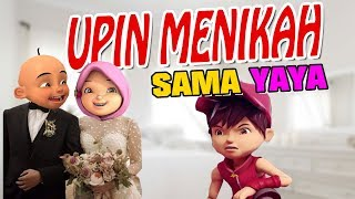 Download Video Upin menikah dengan Yaya , Boboiboy marah ? ipin senang GTA Lucu MP3 3GP MP4