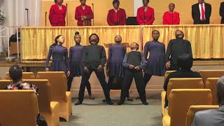 "NDBC Praise Dance - ""Your Spirit"" by Tasha Cobbs"