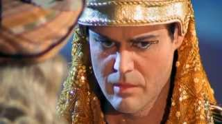 Donny Osmond - Any Dream Will Do ~ Give Me My Colored Coat
