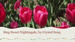 "Crystal Song: ""Sing, Sweet Nightingale"" cover from Disney movie Cinderella"