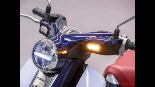 ALL NEW HONDA SUPER CUB 125FI 2018
