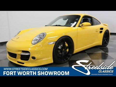 2007 Porsche 911 (CC-1220157) for sale in Ft Worth, Texas