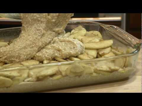Video Passover Recipe - How to Make Passover Apple Cake