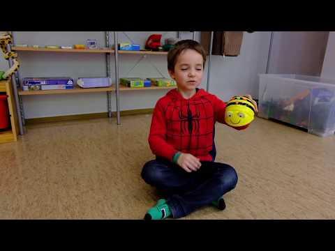 Vom Roboterspiel zur Bee-bot Algorithmisieren in der Grundschule