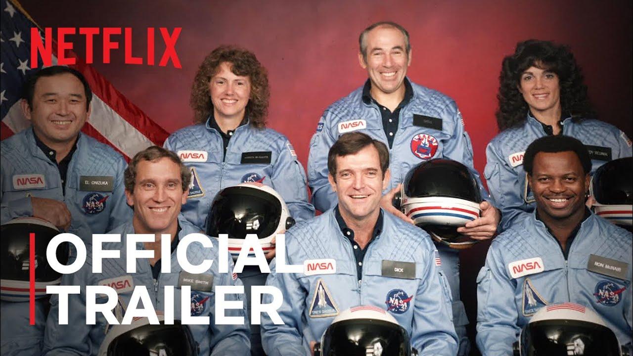 El último vuelo del Challenger, una serie documental sobre un desastre que nunca debió haber ocurrido