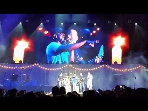 Hootie & the Blowfish - Goodbye - Charleston, SC 8/9/14