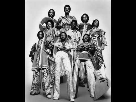 Earth, Wind, & Fire Africano Power