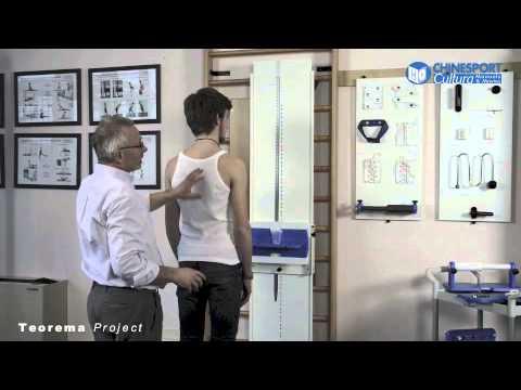 Colonna vertebrale trattamento di stretching