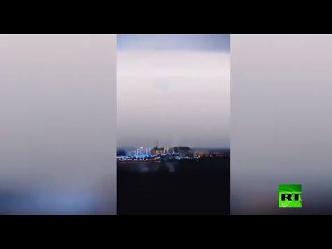 العرب اليوم - شاهد: عاصفة رعدية غير عادية تضرب دبي