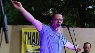 LECOMPT @ PENNYPACK PARK MUSIC FESTIVAL 8/16/17 - GOOD TIME BAD TIMES